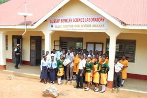 Alistair Berkley Science Laboratory