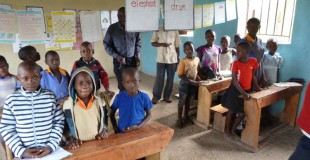 Children at Rukoki campus