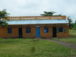 Kasese school offices