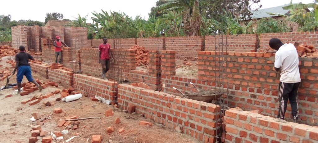Construction of new Isaac Newton kindergarten